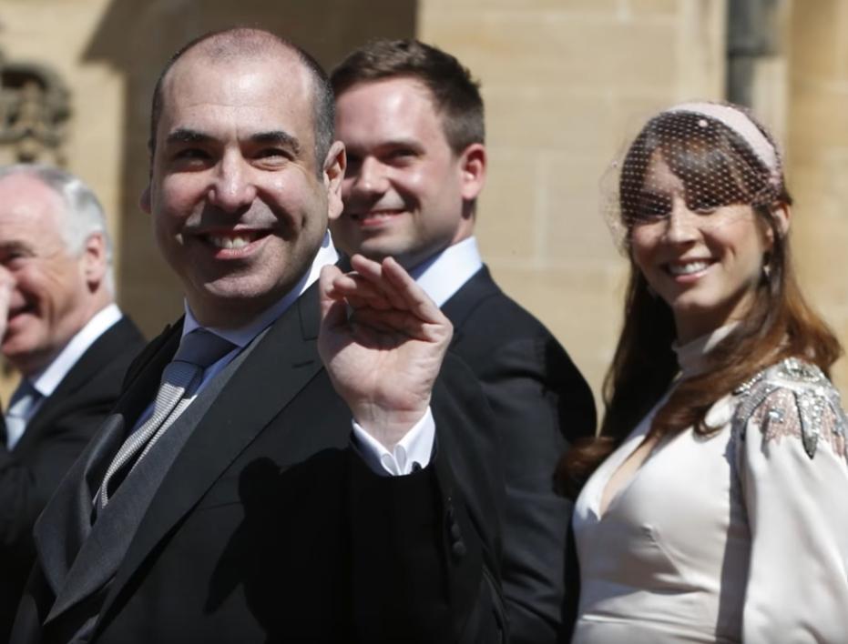 メーガン・マークル妃とハリー王子の結婚式にも出席