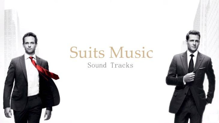 SUITS/スーツ サウンドトラック