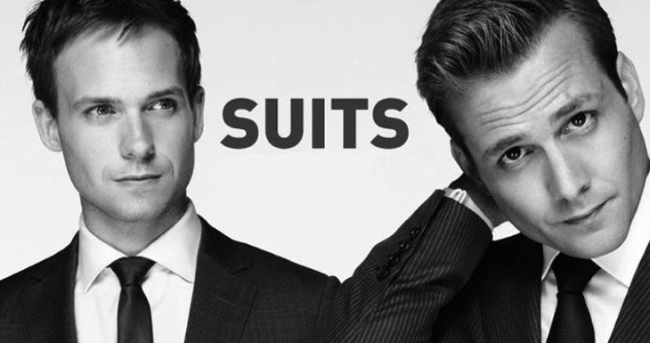 『SUITS/スーツ』