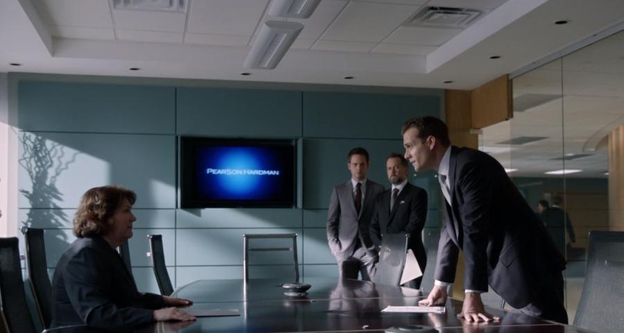 SUITS/スーツ シーズン2 第3話「激しい攻防戦」の感想・ネタバレ