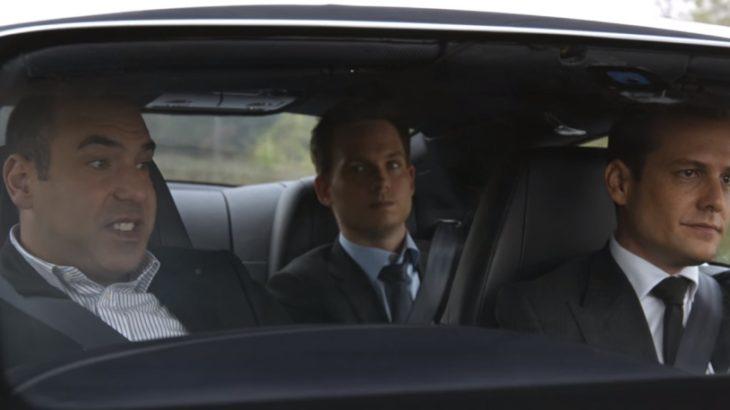 『SUITS/スーツ』シーズン4 第13話「過去へのドライブ」のあらすじとネタバレ