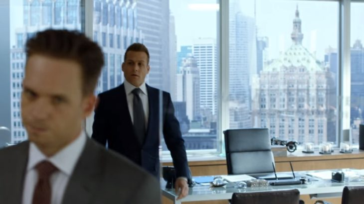 『SUITS/スーツ』シーズン5 第1話「拒絶」のあらすじと感想