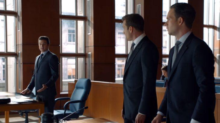 『SUITS/スーツ』シーズン5 第5話「許されざる男」のあらすじと感想