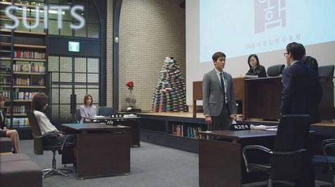 韓国ドラマ SUITS/スーツ 第10話 あらすじ 画像